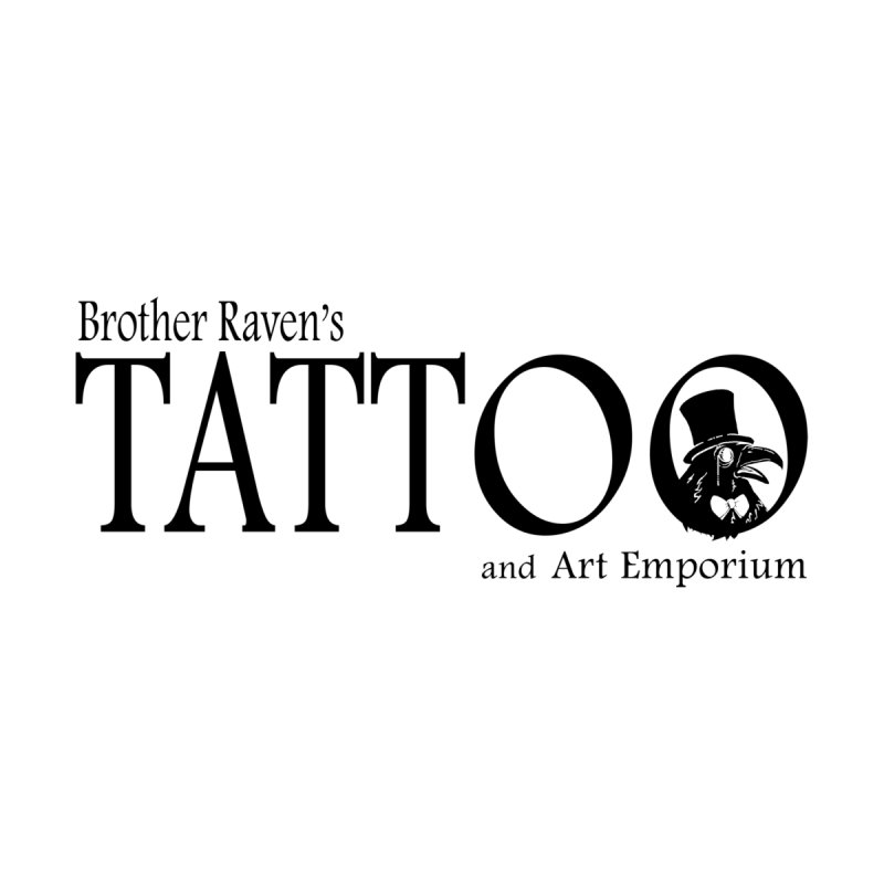 Brother Raven's Logo Gear - Light by Inkslinger Erick Designs