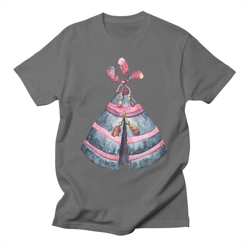 wigwam Men's T-Shirt by IF Creation's Artist Shop