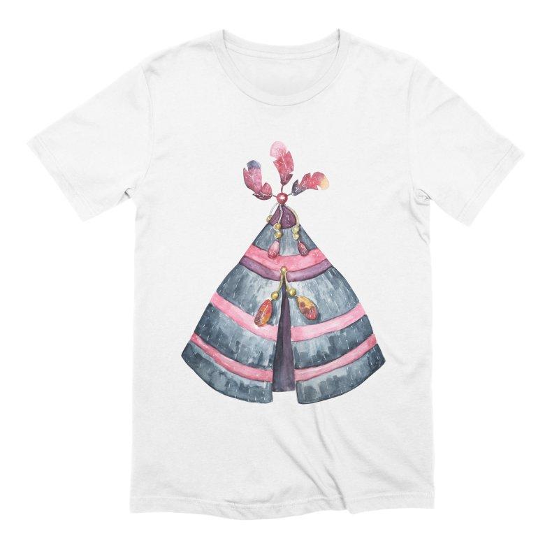 wigwam Men's Extra Soft T-Shirt by IF Creation's Artist Shop