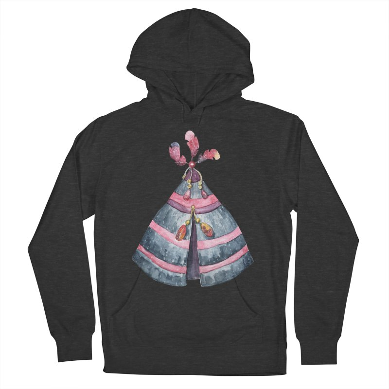 wigwam Men's Pullover Hoody by IF Creation's Artist Shop
