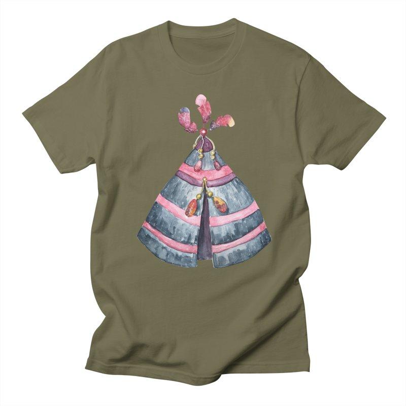 wigwam Men's Regular T-Shirt by IF Creation's Artist Shop