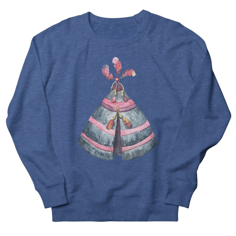 wigwam Men's Sweatshirt by IF Creation's Artist Shop