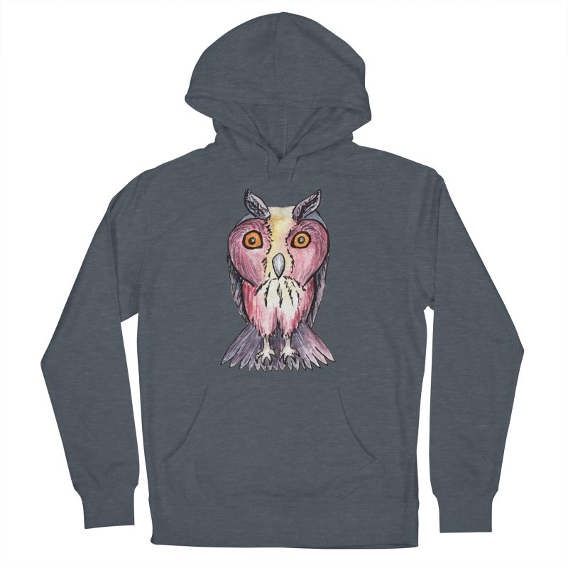 Tribe Owls Men's Pullover Hoody by IF Creation's Artist Shop