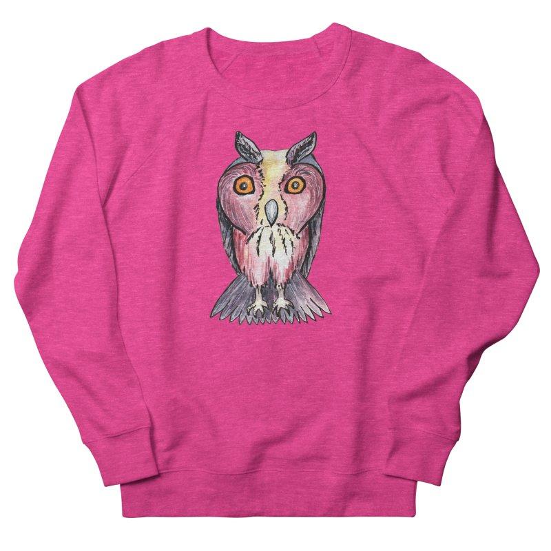 Tribe Owls Men's Sweatshirt by IF Creation's Artist Shop