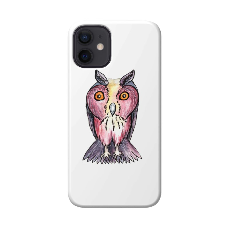 Tribe Owls Accessories Phone Case by IF Creation's Artist Shop