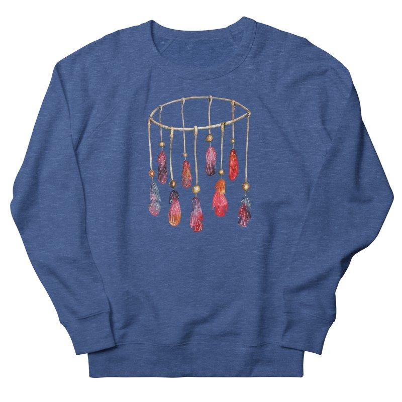 DreamCatcher Feathers Men's Sweatshirt by IF Creation's Artist Shop