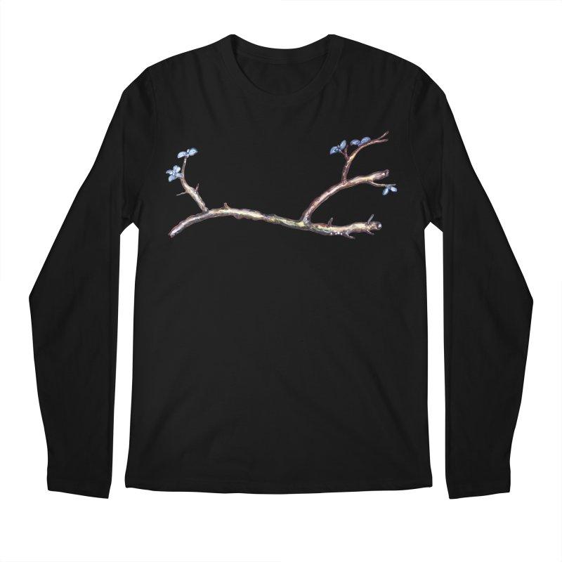Branches Men's Regular Longsleeve T-Shirt by IF Creation's Artist Shop