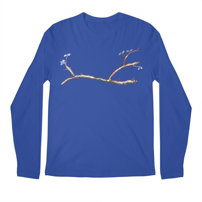 Branches Men's Longsleeve T-Shirt by IF Creation's Artist Shop