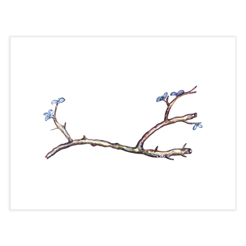 Branches Home Fine Art Print by IF Creation's Artist Shop