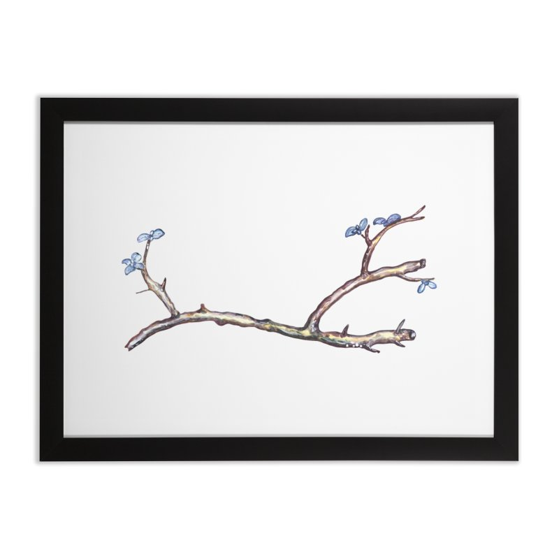 Branches Home Framed Fine Art Print by IF Creation's Artist Shop