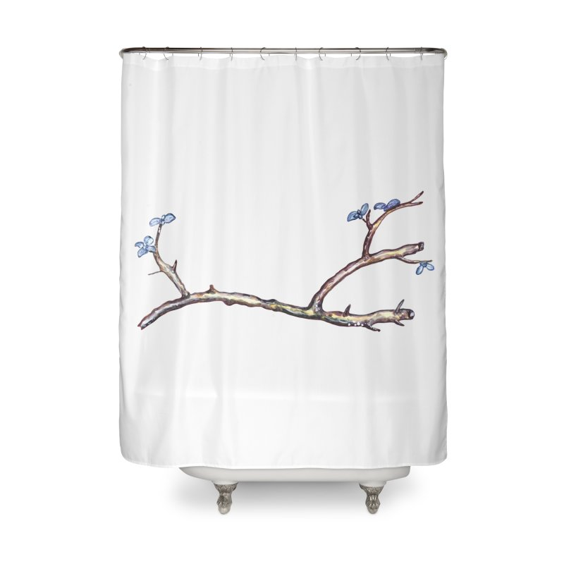 Branches Home Shower Curtain by IF Creation's Artist Shop