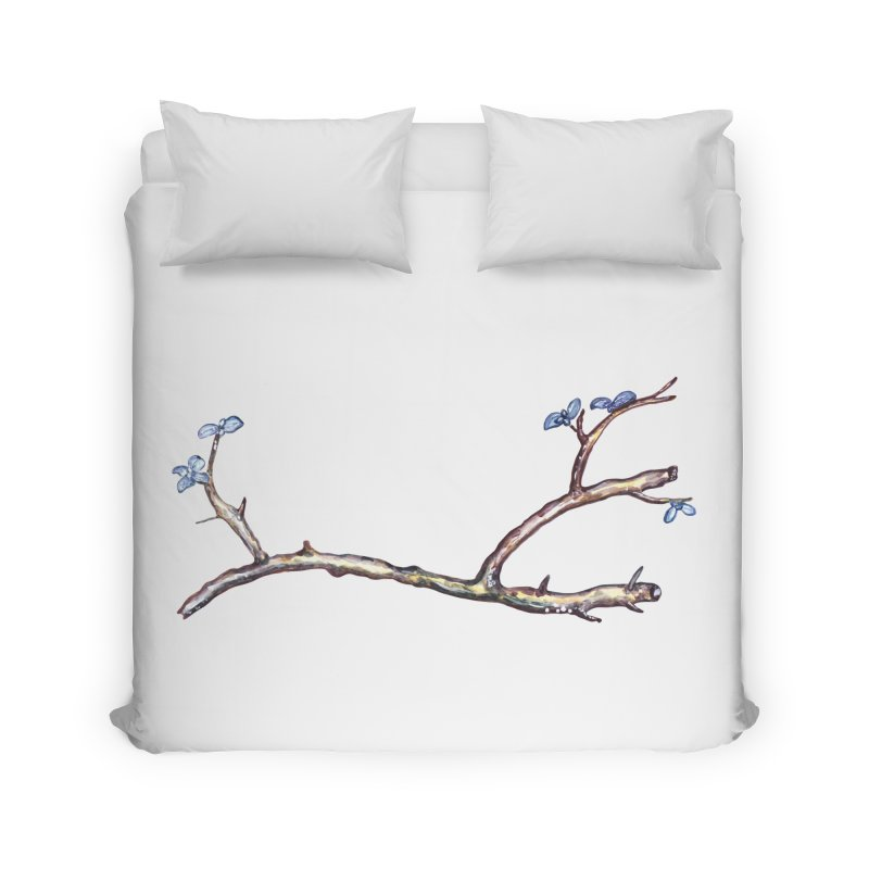 Branches Home Duvet by IF Creation's Artist Shop