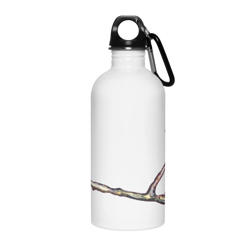 Branches Accessories Water Bottle by IF Creation's Artist Shop