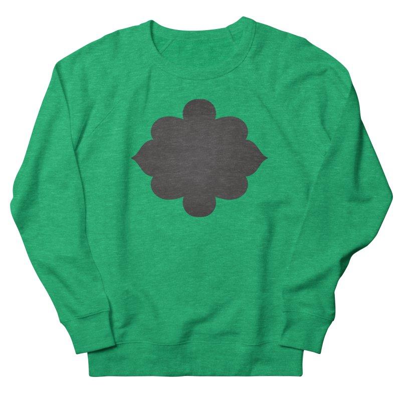 Black Shape Label Women's Sweatshirt by IF Creation's Artist Shop