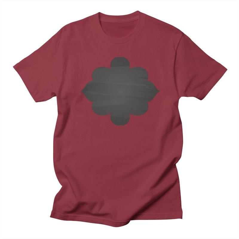 Black Shape Label Women's T-Shirt by IF Creation's Artist Shop
