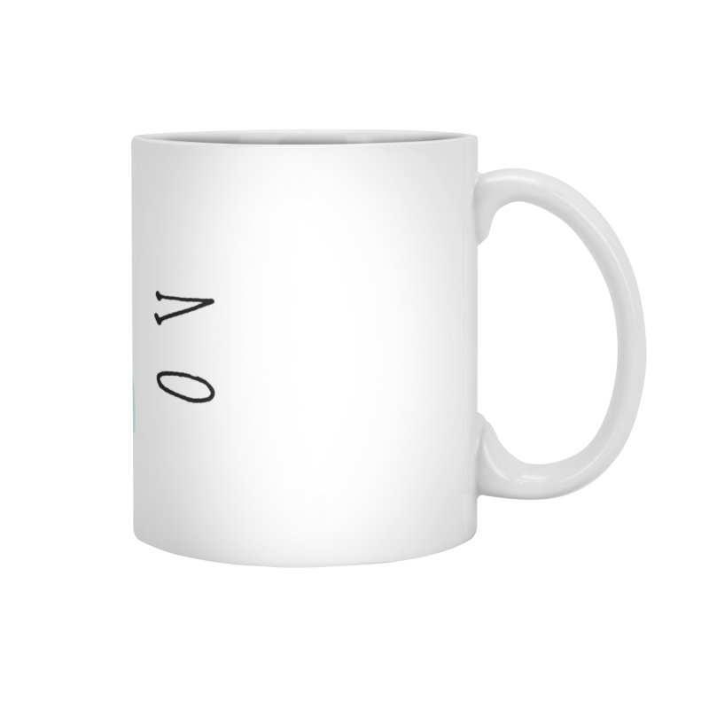 Love-Love-Love Accessories Mug by IF Creation's Artist Shop