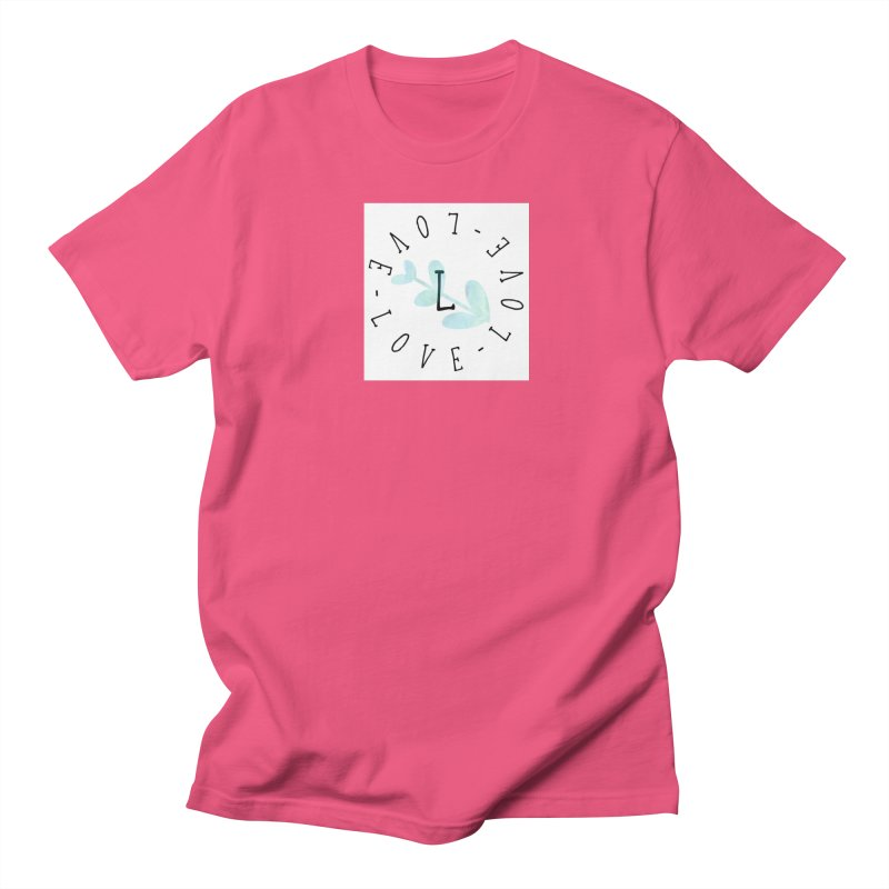 Love-Love-Love Women's T-Shirt by IF Creation's Artist Shop