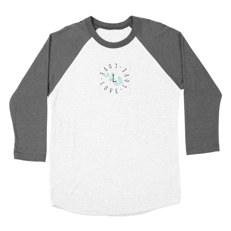 Love-Love-Love Women's Longsleeve T-Shirt by IF Creation's Artist Shop