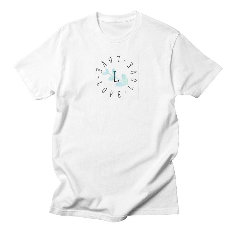 Love-Love-Love Men's T-Shirt by IF Creation's Artist Shop