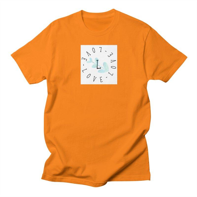 Love-Love-Love Women's T-Shirt by IF Creation's Artist Shop