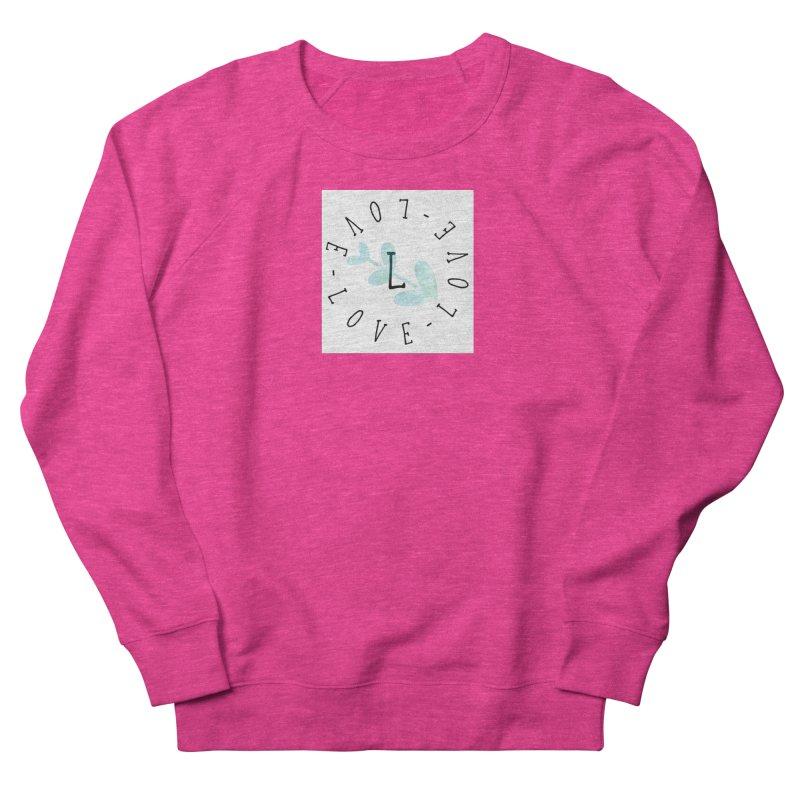 Love-Love-Love Men's Sweatshirt by IF Creation's Artist Shop