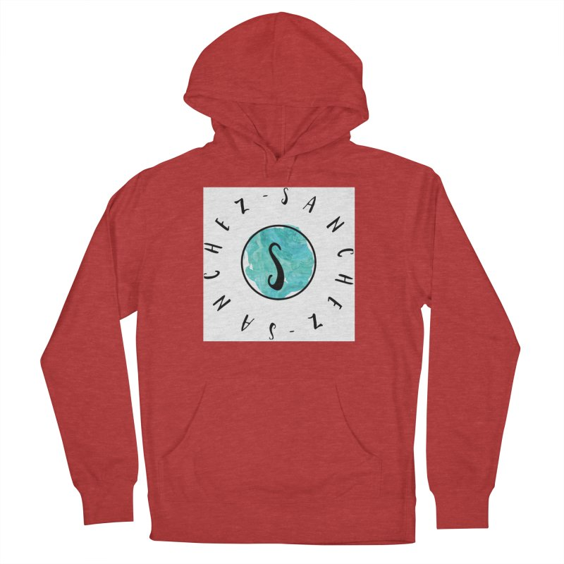 Sanchez Men's French Terry Pullover Hoody by IF Creation's Artist Shop