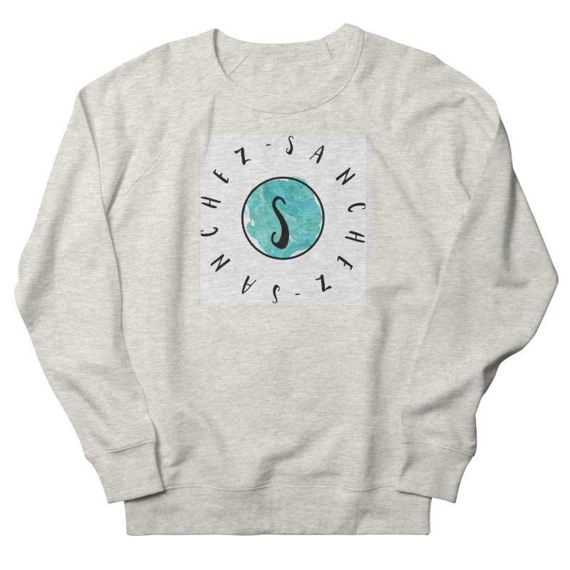 Sanchez Women's French Terry Sweatshirt by IF Creation's Artist Shop