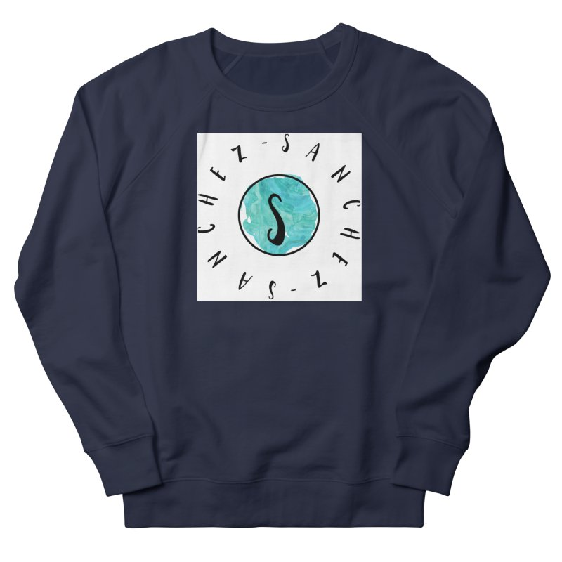Sanchez Men's French Terry Sweatshirt by IF Creation's Artist Shop