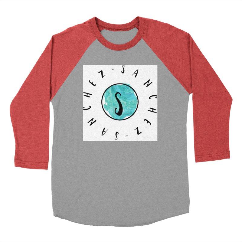 Sanchez Men's Baseball Triblend Longsleeve T-Shirt by IF Creation's Artist Shop