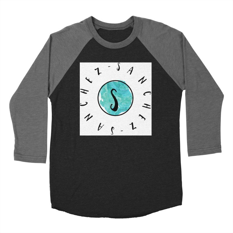 Sanchez Men's Baseball Triblend Longsleeve T-Shirt by IF Creation's Artist Shop