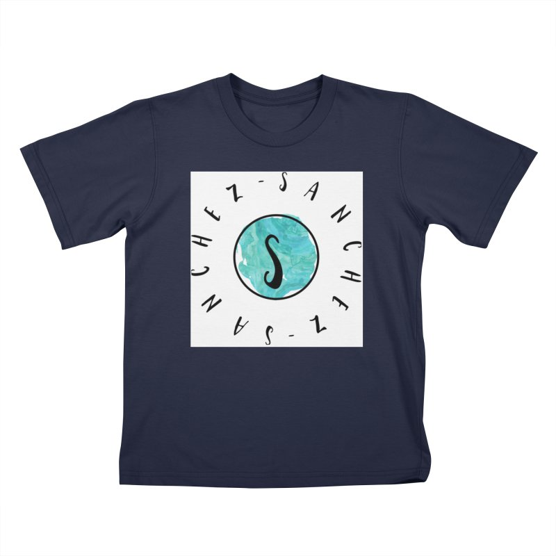 Sanchez Kids T-Shirt by IF Creation's Artist Shop