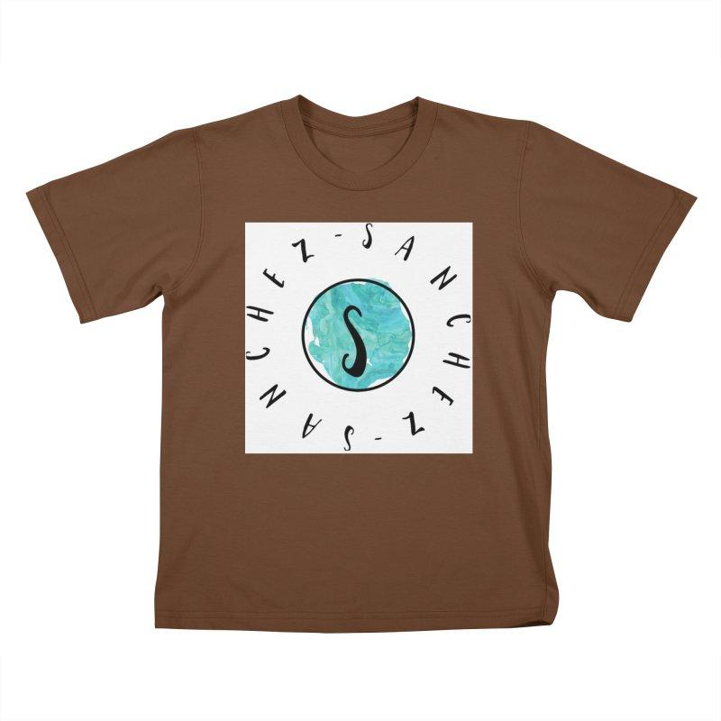 Sanchez Kids T-Shirt by IF Creation's Artist Shop