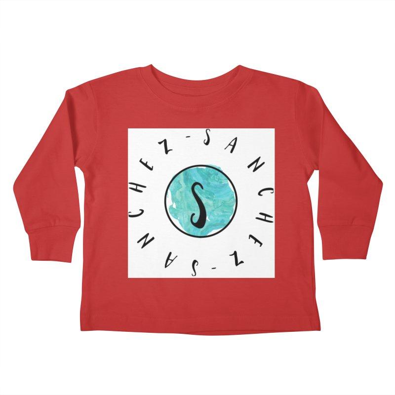 Sanchez Kids Toddler Longsleeve T-Shirt by IF Creation's Artist Shop