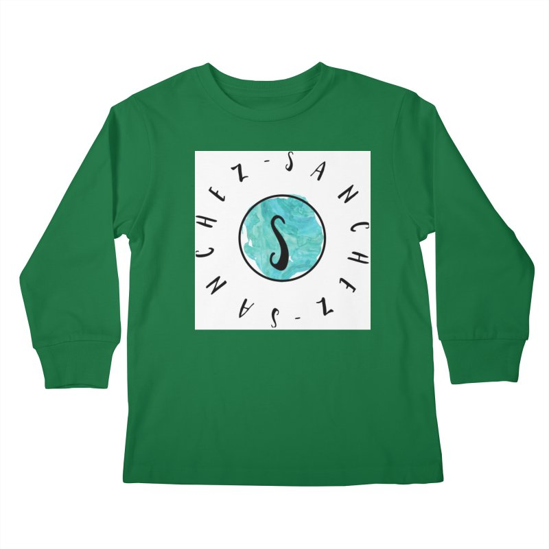 Sanchez Kids Longsleeve T-Shirt by IF Creation's Artist Shop