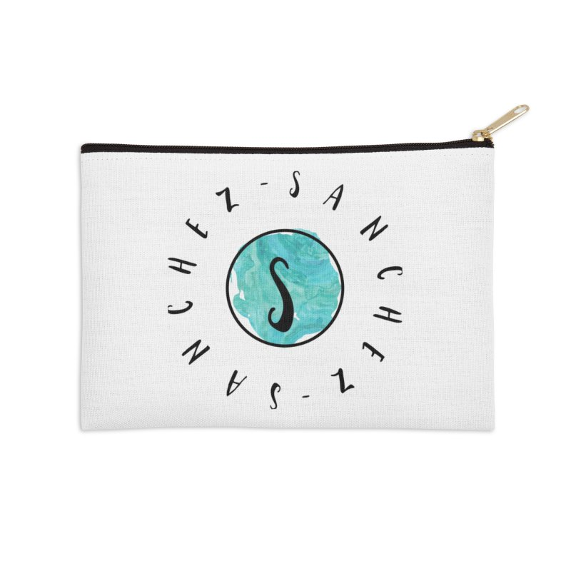 Sanchez Accessories Zip Pouch by IF Creation's Artist Shop