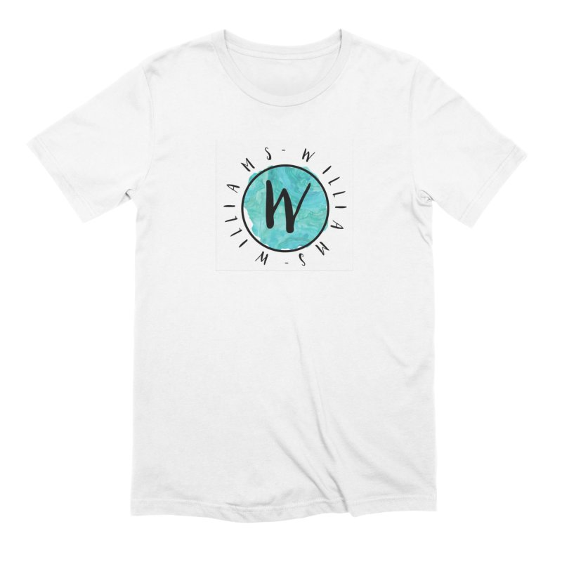 Williams Men's Extra Soft T-Shirt by IF Creation's Artist Shop