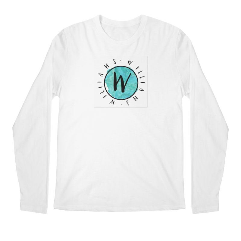 Williams Men's Longsleeve T-Shirt by IF Creation's Artist Shop