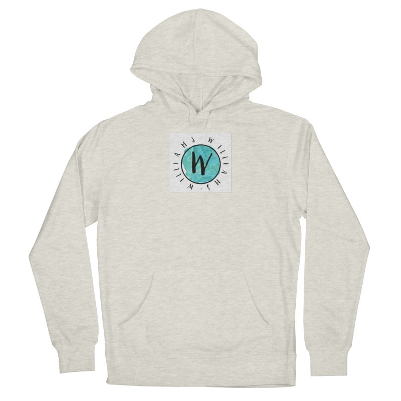 Williams Men's Pullover Hoody by IF Creation's Artist Shop
