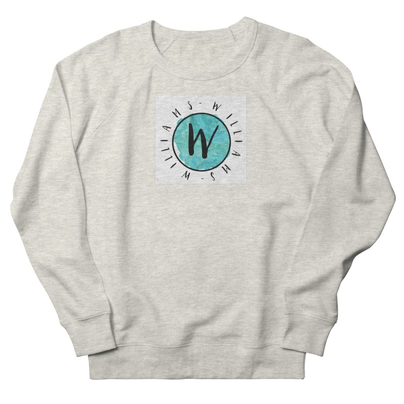 Williams Women's French Terry Sweatshirt by IF Creation's Artist Shop