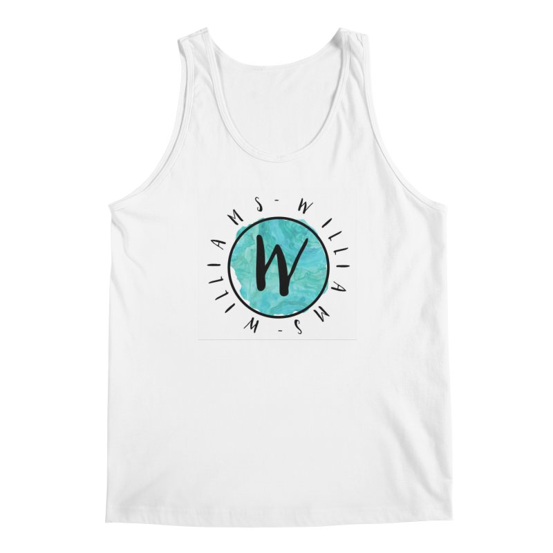 Williams Men's Regular Tank by IF Creation's Artist Shop