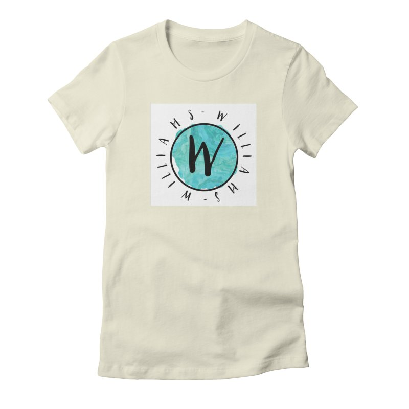Williams Women's T-Shirt by IF Creation's Artist Shop