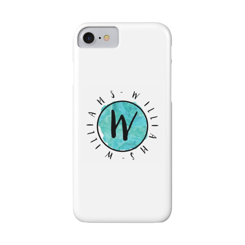 Williams Accessories Phone Case by IF Creation's Artist Shop