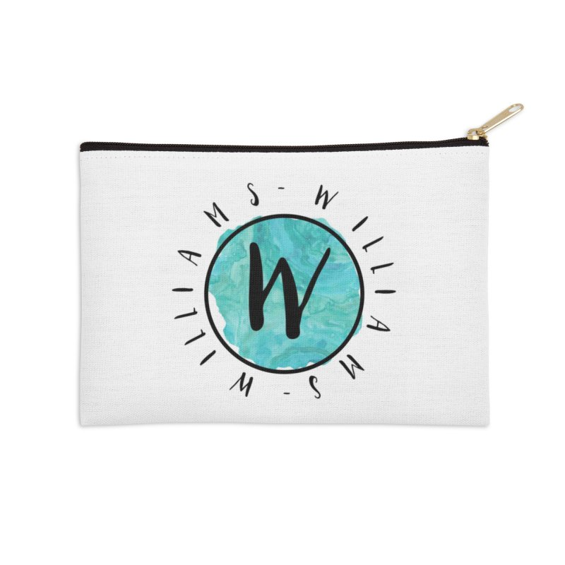 Williams Accessories Zip Pouch by IF Creation's Artist Shop