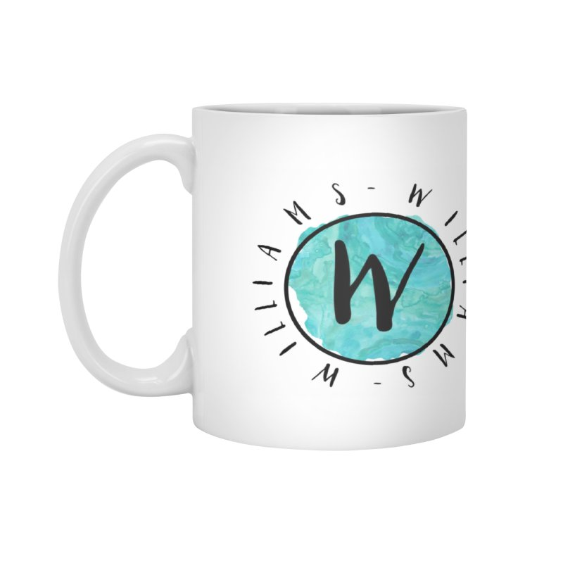 Williams Accessories Mug by IF Creation's Artist Shop