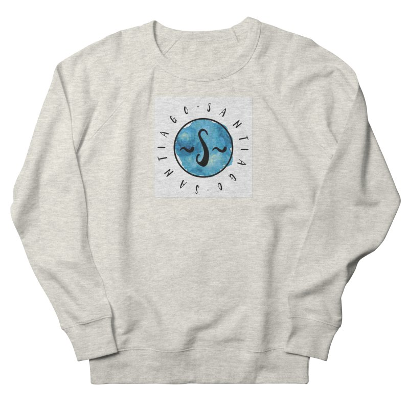Santiago Men's Sweatshirt by IF Creation's Artist Shop