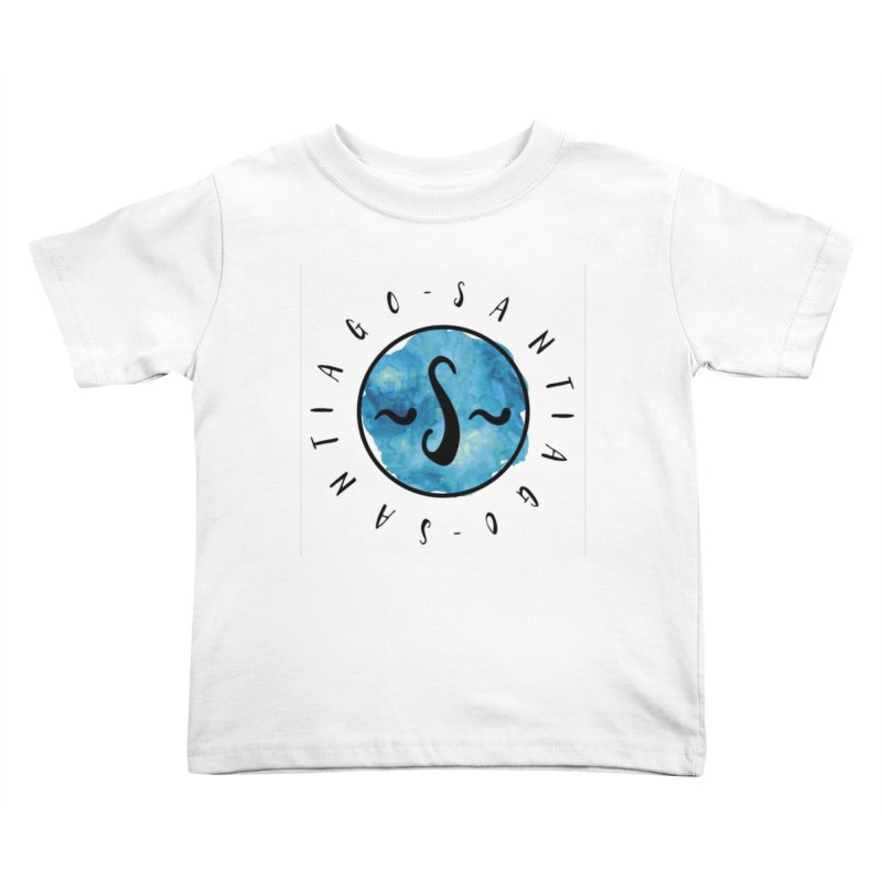 Santiago Kids Toddler T-Shirt by IF Creation's Artist Shop
