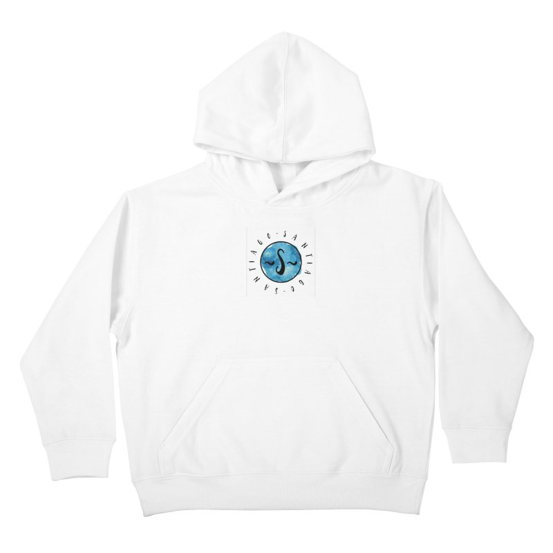 Santiago Kids Pullover Hoody by IF Creation's Artist Shop