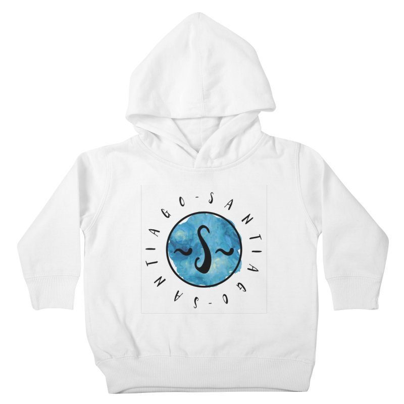 Santiago Kids Toddler Pullover Hoody by IF Creation's Artist Shop