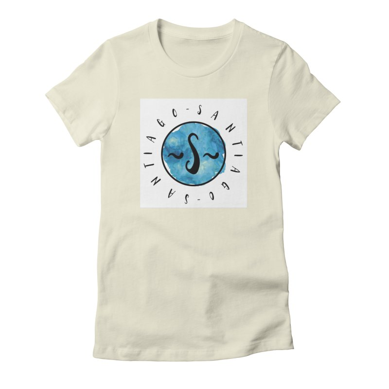 Santiago Women's T-Shirt by IF Creation's Artist Shop