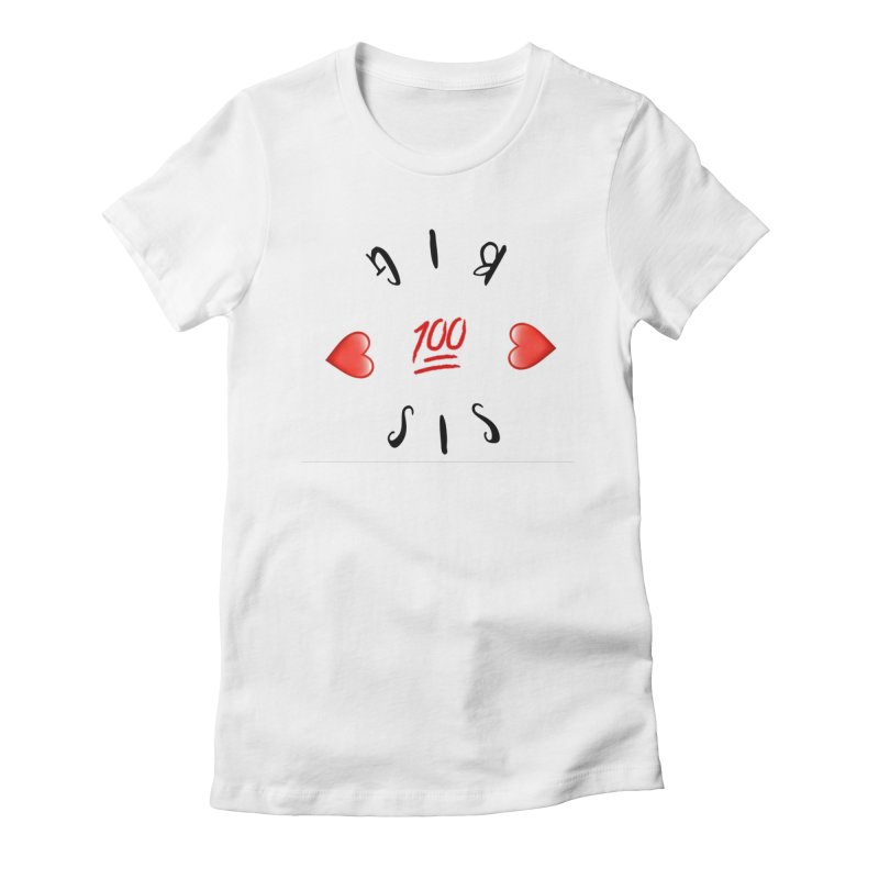 BIg Sis Women's T-Shirt by IF Creation's Artist Shop